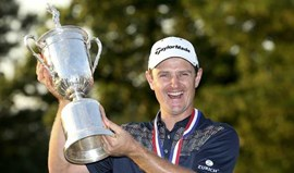 Justin Rose vence US Open