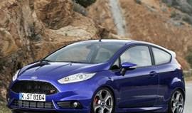 Veia desportiva no Ford Fiesta ST