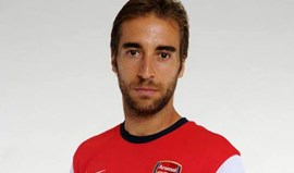 Mathieu Flamini regressa ao Arsenal