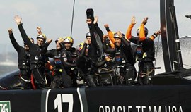 Oracle Team USA vence Taça América
