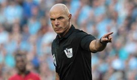 Howard Webb arbitra FC Porto-Atlético Madrid