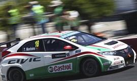 Honda confirma Tiago Monteiro como piloto em 2014