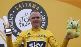 Chris Froome conquista Velo d'Or de 2013