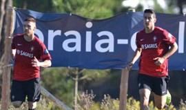 Paulo Bento: «Antunes e André Almeida deram resposta muito positiva»
