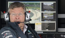 Mercedes confirma saída de Ross Brawn