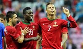 Avançados: Varela à boleia do comandante Ronaldo