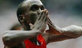 Eliud Kipchoge ganha em Roterdão sem recorde