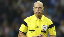 Howard Webb nomeado para o Bayern Munique-Real Madrid