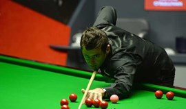 Snooker: Ronnie O'Sullivan na final do Campeonato do Mundo