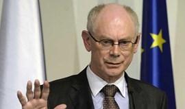 Van Rompuy: «Saída limpa é sinal de confiança no futuro»