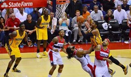 George deixa Pacers a um triunfo da final do Este