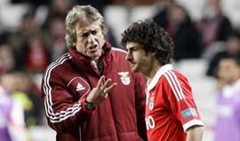 Jorge Jesus: «Aimar foi o melhor que treinei»
