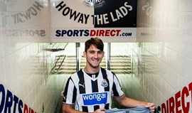 Facundo Ferreyra no Newcastle