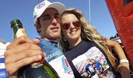 António Carvalho é o vencedor virtual da camisola da montanha
