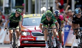 Thomas Voeckler atropelado antes de iniciar Tour do Limousin