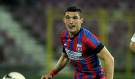 Roménia: Steaua bate Gaz Metan Medias por 3-1