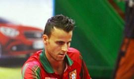Tiago Apolónia conquista bronze na Bélgica