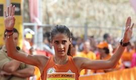 Sara Moreira segunda na Meia Maratona do Porto