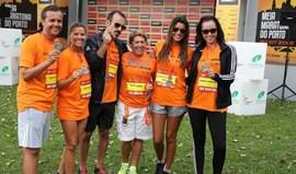 Famosos correm na Meia Maratona do Porto