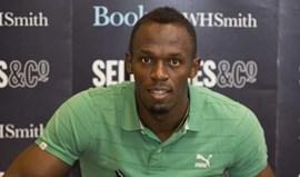 Usain Bolt ajuda na luta contra o ébola