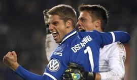 Hertha Berlim afastado da Taça por equipa da 3.ª Divisão