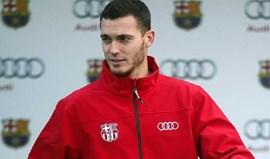 Barcelona vai recorrer ao TAS para contratar jogador