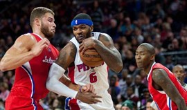 Detroit despede Josh Smith