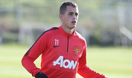 Adnan Januzaj na mira do Paris Saint Germain