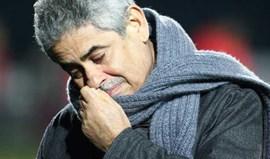 Vieira lidera cortejo na homenagem a Eusébio