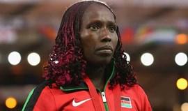 Florence Jebet Kiplagat bate recorde mundial da meia-maratona