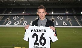 Thorgan Hazard assina pelo Borussia Monchengladbach