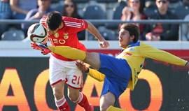 Iuri Medeiros: «Ia para o Benfica mas acabei leão»