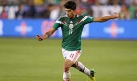 Mexicano associado a FC Porto protagoniza vídeo de sexo