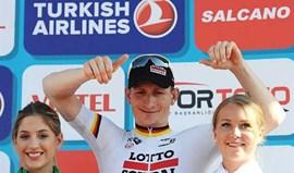 Volta à Turquia: André Greipel vence quarta etapa