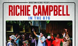 Richie Campbell apresenta In the 876