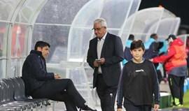 Carlos Pinho adia decisões quanto ao treinador