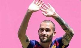 Almería vai receber 1,8 milhões por Aleix Vidal
