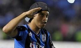 México: Ronaldinho já não é jogador do Querétaro