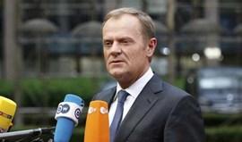 Donald Tusk: «Grécia fez as primeiras propostas realistas»