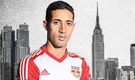 MLS: Gonzalo Verón assina pelo New York Red Bulls