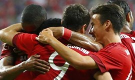 Bayern Munique bate Real Madrid e conquista Audi Cup