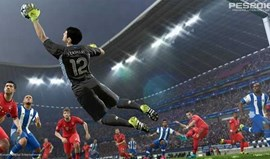 Casillas já defende a baliza do FC Porto no PES 2016