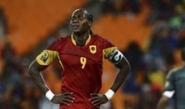 Angola não sai do nulo na qualificação para o CAN'2017