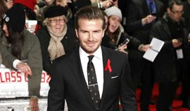 Beckham na pele de James Bond?