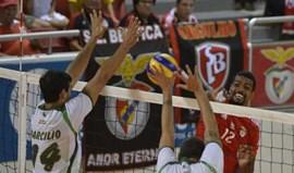 Benfica derrota Unicaja Almería