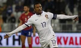 Nani supera Jordão na lista de goleadores