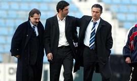 Quando Rui Vitória se reviu em Mourinho