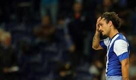 Agente de Osvaldo está no Porto para negociar com a SAD