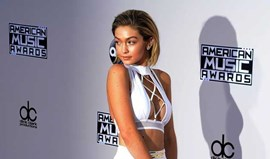 Elegância nos American Music Awards