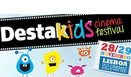 Destak Kids Cinema Festival anima Dolce Vita Tejo